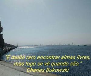Bukowski, charles bukowski, and freedom image