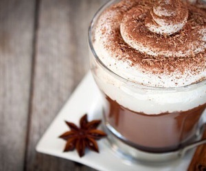 chocolate, winter, and drink image