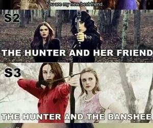 teen wolf, banshee, and hunter image