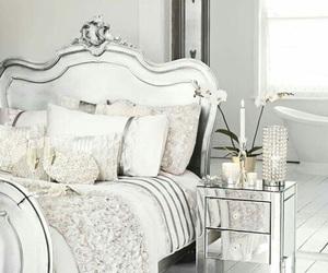 bedroom, design, and fashion image