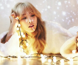 taeyeon, snsd, and tts image