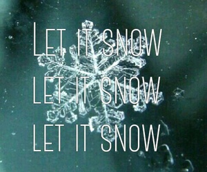 december, quotes, and snow flake image