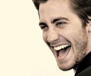 jake gyllenhaal, smile, and boy image
