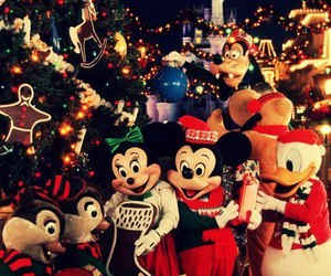 christmas, disney, and winter image