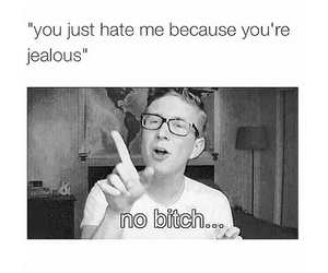 funny and tyler oakley image