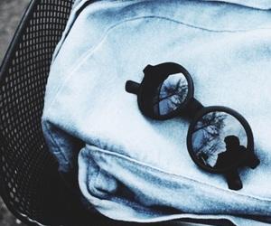 blue, grunge, and tumblr image