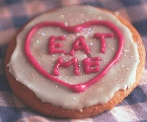 cookie, food, and eat me image