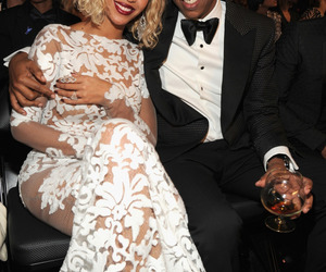 beyoncé, jay-z, and dress image