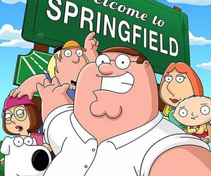 family guy, brian, and chris image