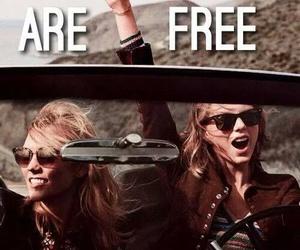 Taylor Swift, new romantics, and Karlie Kloss image