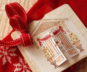 christmas and card image