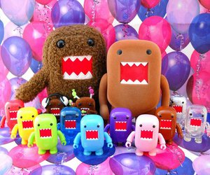 domo, cute, and family image