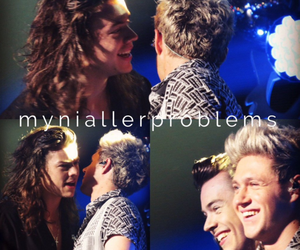 niall horan, narry is real, and Harry Styles image