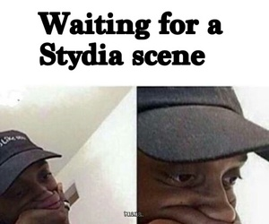 teen wolf and stydia image