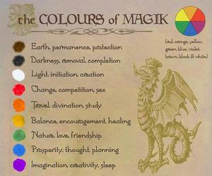 magic and magick image