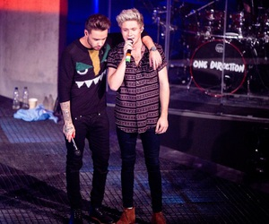 boys, concert, and niall horan image