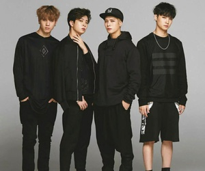 got7, youngjae, and jackson image