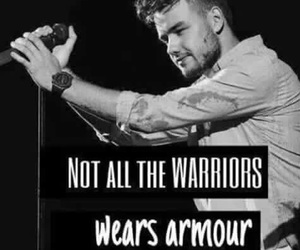 liam payne, one direction, and warrior image