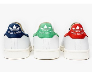 adidas, stan smith, and blue image