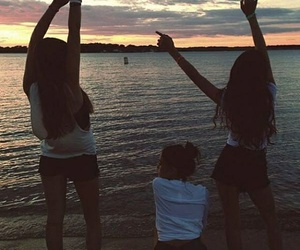 girl, summer, and madison beer image