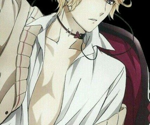 diabolik lovers and shu image