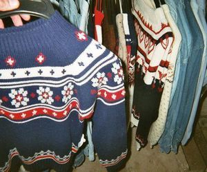 sweater, indie, and hipster image