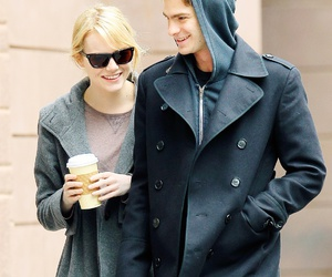 couple, andrew garfield, and cute image