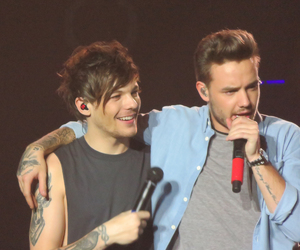 bromance, lilo, and one direction image