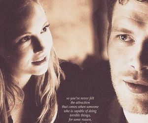 klaroline, joseph morgan, and candice accola image