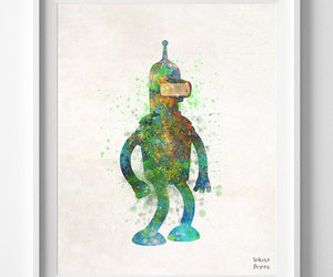 Bender, etsy, and baby gift image