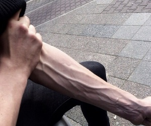 arms, grunge, and hands image