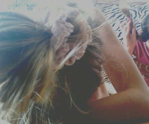 tumblr, friends, and hair friends image