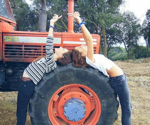 tractor, tumblr, and tumblr fiends image