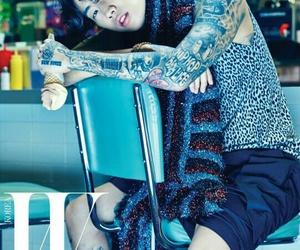 jay park, tattoo, and aomg image