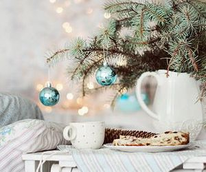 breakfast, christmas, and cup image