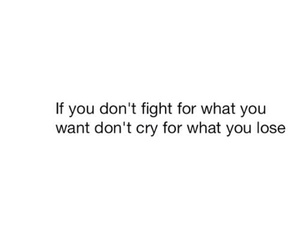 quotes, cry, and fight image