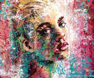 art, color, and beautiful image
