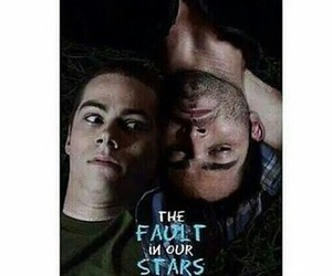 teen wolf, the fault in our stars, and sterek image