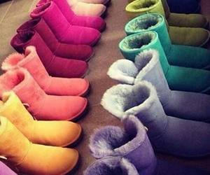 shoes, boots, and ugg image