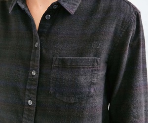 button up shirt, indie, and cute image