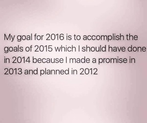 2016, funny, and goals image