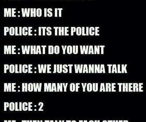 funny, police, and lol image
