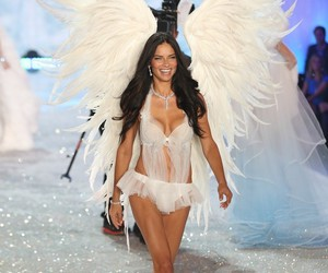 Adriana Lima, flawless, and vs fashion show image