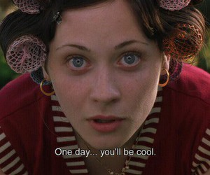 cool, almost famous, and zooey deschanel image