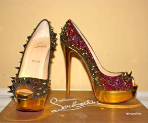 shoes, fashion, and glam image