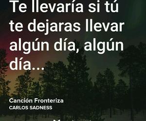 letras, carlos sadness, and español image