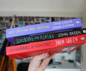 books, john green, and photography image