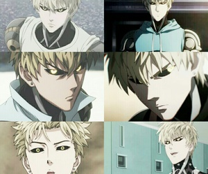 anime, i can't, and genos image