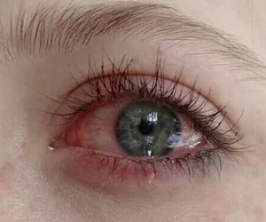 eye, eyes, and cry image