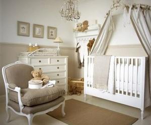 baby, nursery, and room image